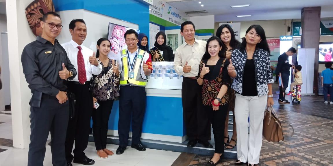 PT Angkasa Pura Bersinergi Bersama PHRI SLEMAN Majukan Pariwisata Di Yogyakarta
