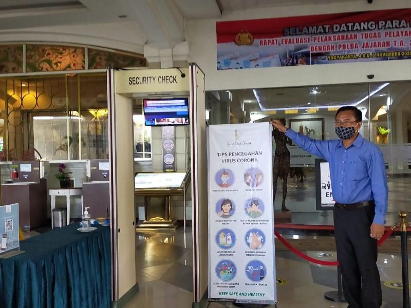 The Rich Jogja Hotel Lulus Audit CHSE Kemenparekraf