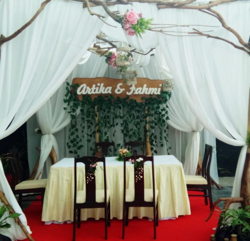 The Atrium Hotel And Resort Yogyakarta Tawarkan Wedding Package harga Terjangkau