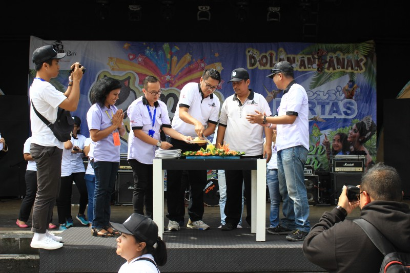 2nd Anniversary Jogja Baya Undang Panti Asuhan & Kaum Difabel