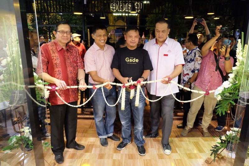 Soft Launching The Gade Coffee and Gold Yogyakarta; PT. Pegadaian( Persero ) Sasar Generasi Milenial