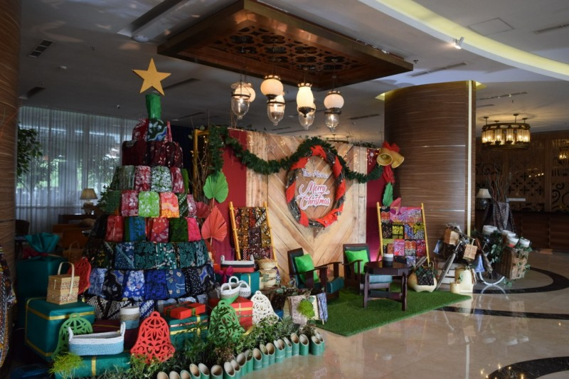 Indahnya Natal di The Alana Yogyakarta